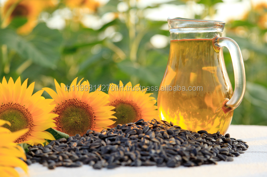 New Stcok High Quality Refined Sunflower Oil for Import