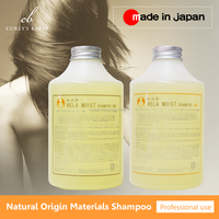 Good feeling of use and High quality travel shampoo bottle for damage care for anti-aging