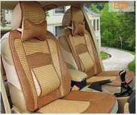 Straw weaving bamboo car cushion case for Mazda/Toyota/Honda,car seat cover