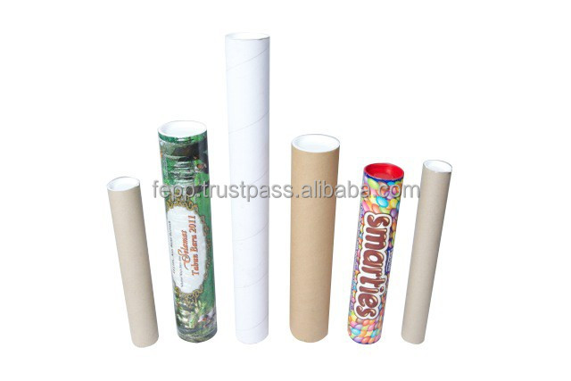 Plastic Poster Tube / Poster Color Paint Tube