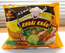 Instant Noodles 60g - Competitive Price for African Market