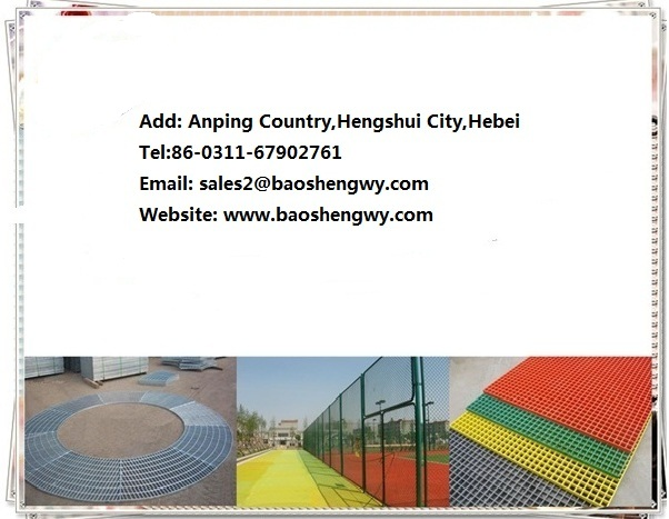 irregular galvanized steel grating production,circle grating