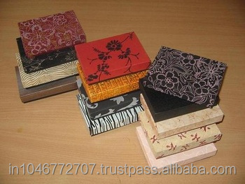 Handmade Paper small Gift Packaging Boxes