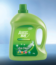 Super Power Eco Friendly Liquid Detergent