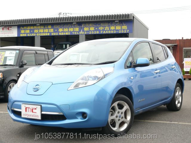 Popular and Right hand drive nissan nissan LEAF 2011 used car at reasonable prices