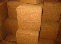 Coco peat Blocks - Coir Pith from Pollachi