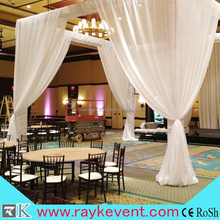 party hall decoration pipe and drape used kits form china
