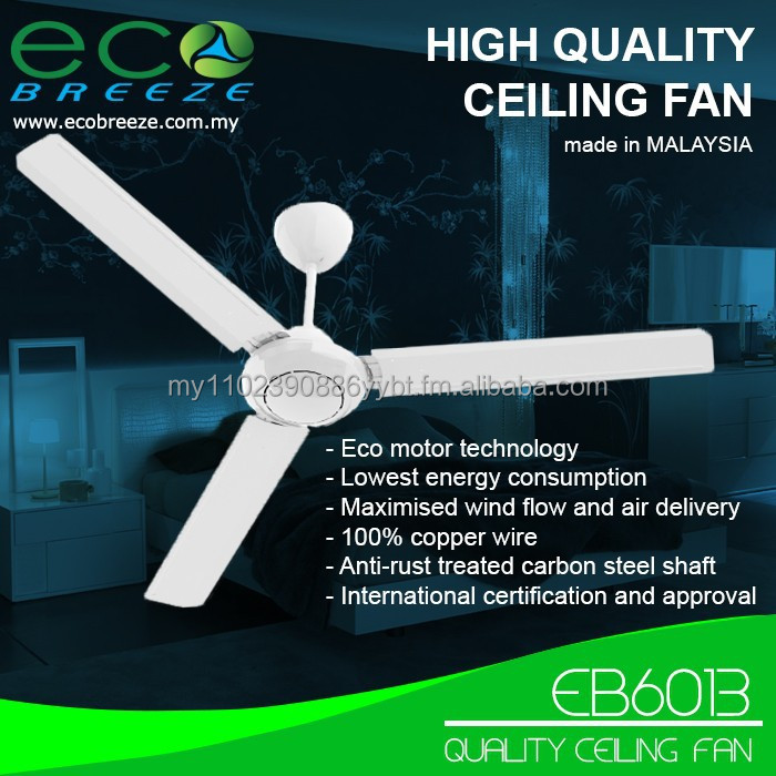 High Quality Ceiling Fan Eb 6015 Made In Malaysia On Alibaba Com