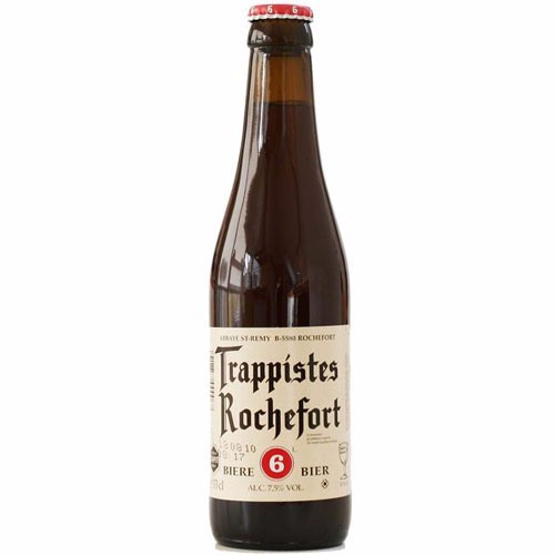Trappistes Rochefort 6 - 33cl - Export