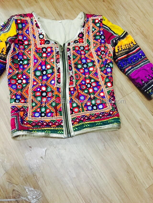 Best Selling Product Original Vintage Jacket Banjara Jacket for Women's