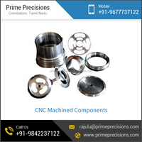 ISO Certified Quality Assured CNC Machined Components for Bulk Buyers