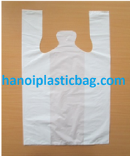 PLASTIC GROCERY BAGS WITH T-SHIRT CARRIER GOOD PRICE