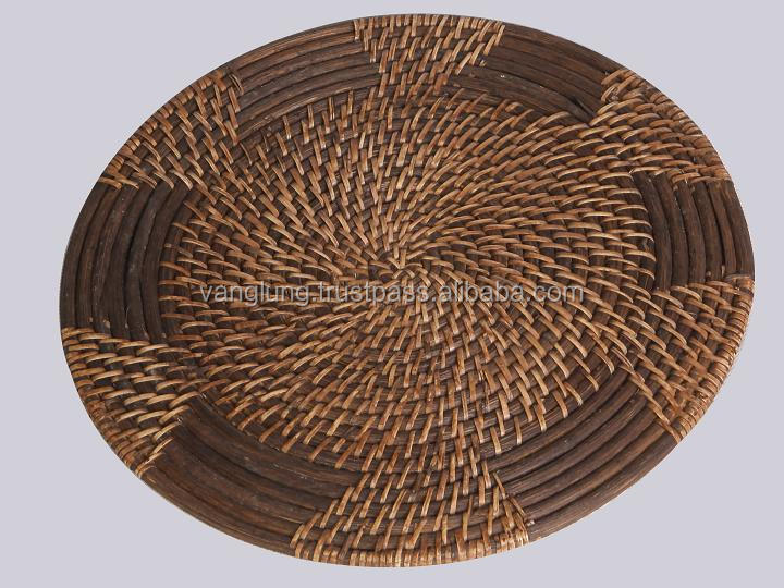Cheap Bamboo Placemats D38cm