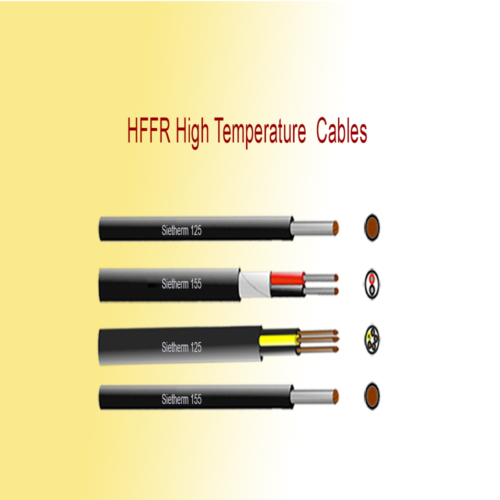 High Temperature cables PW 125