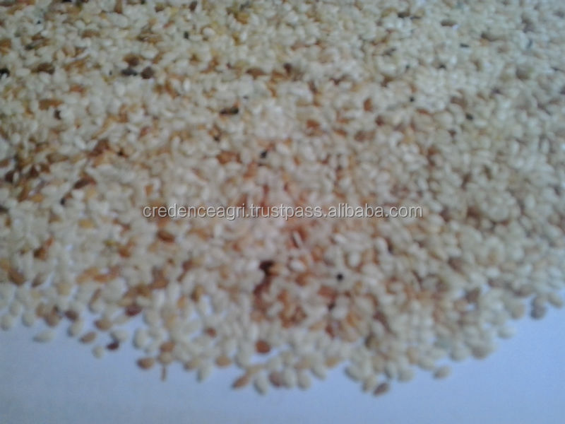 Different Quality Delicious and Natural Hulled Sesame Seed/ Crop