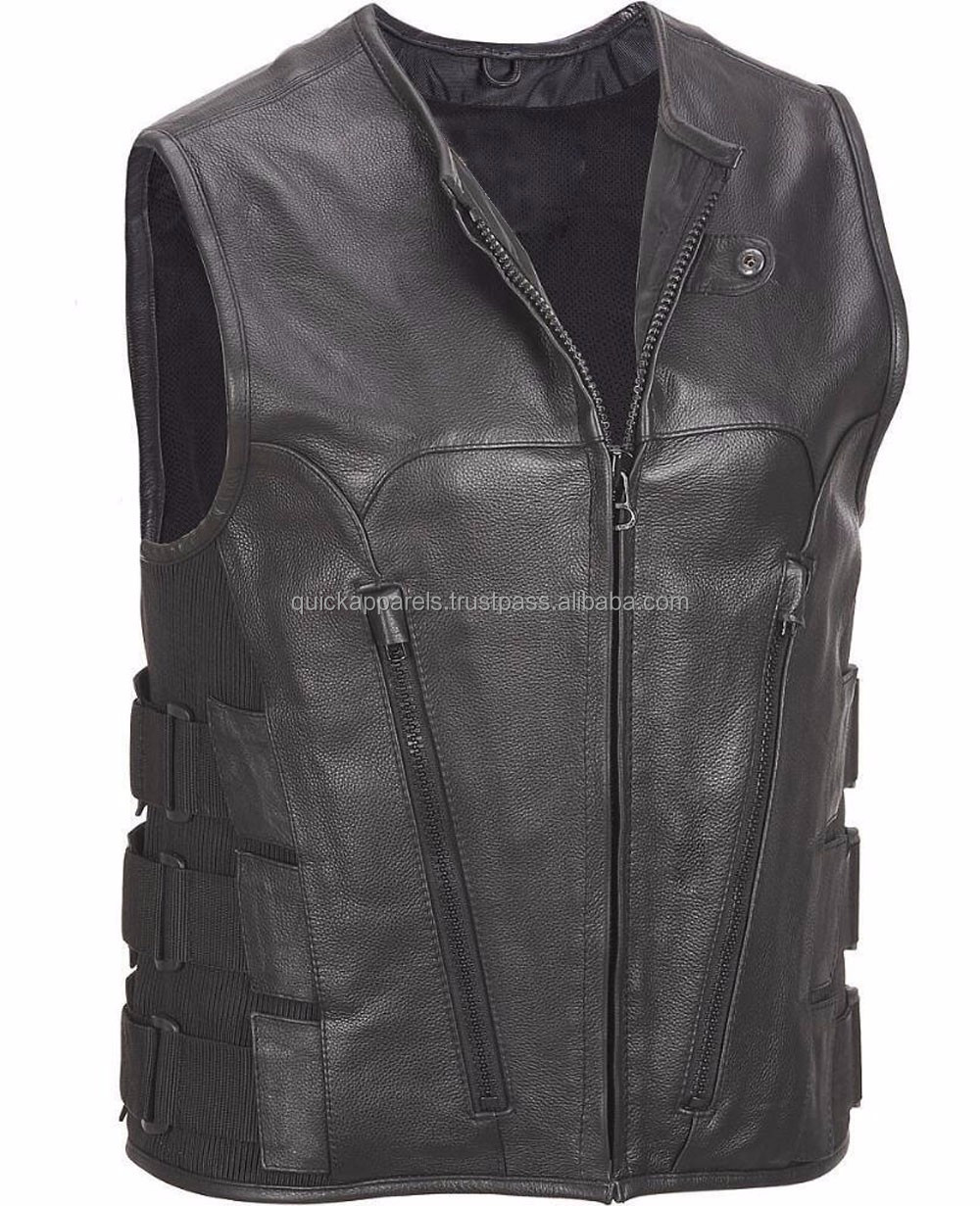 Free size fashionable wholesale cheap mens leather jackets