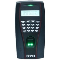 NZN S-3568 Fingerprint Scanner / Time Recorder / Access Control / Card Access / Door Access