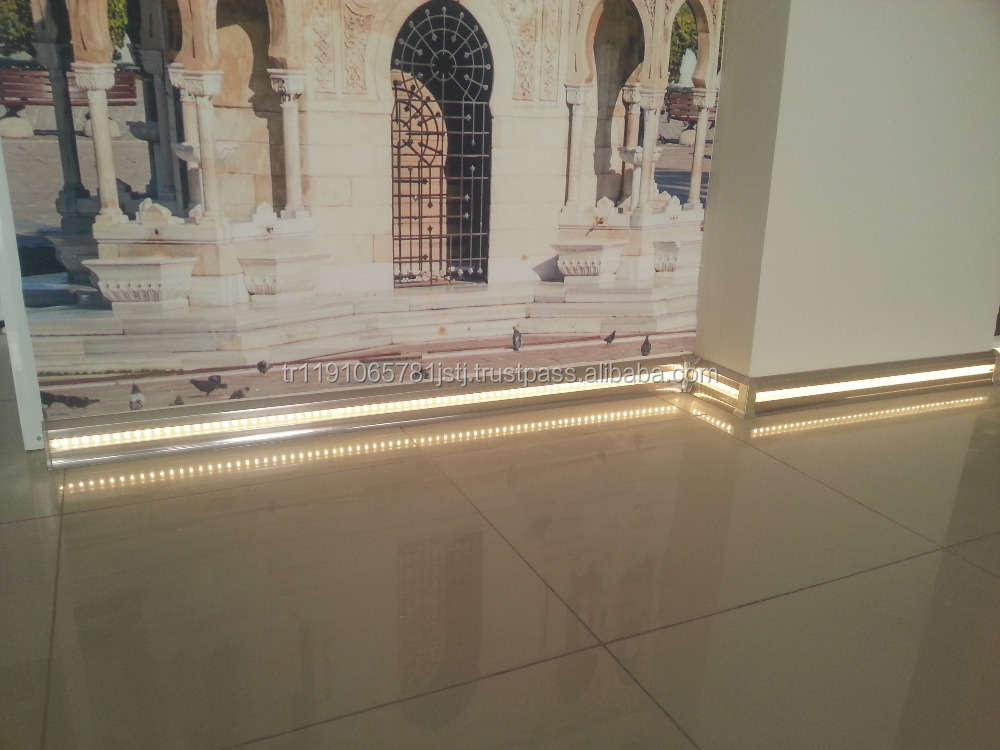 Floor Baseboard Led Lighting