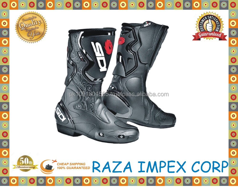 Dirt Bike Best protective race Boot,New Motocross Riding boot, Windproof Winter Boot, Custom Logo Moorcycle Racing Boot