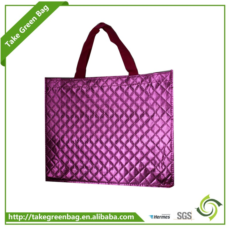 Hot sale promotional wholesale cheap non woven shopping bag