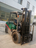 4 ton TCMC diesel forklift 48v forklift electric motor Factory direct sale
