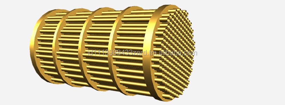 Replacement Core Heat Exchanger