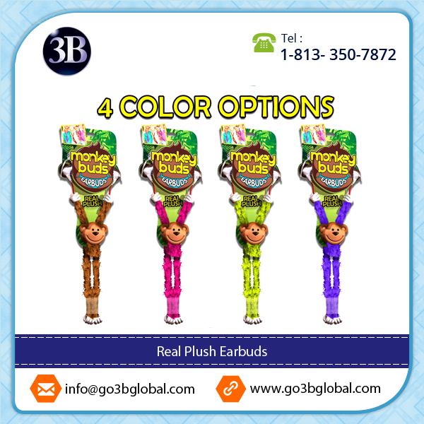 Multi-Purpose Use Customize Weight and Color Earbuds Wholesale Price