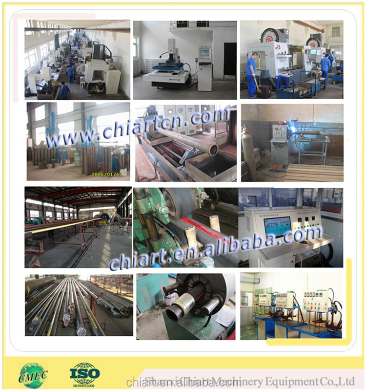 high quality concrete hardened boom chassis pipe
