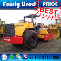 DYNAPAC CA251 Single Drum Vibrotary Road Roller