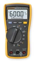 Digital Multimeter 600V 40 MOhms 10A