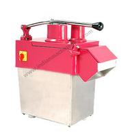 Vegetable Cutting Machine (Made In India) Vegetable Dicing Machine For Processing Cut Carrot, Potato, Taro, Fruit, Onion, Mango