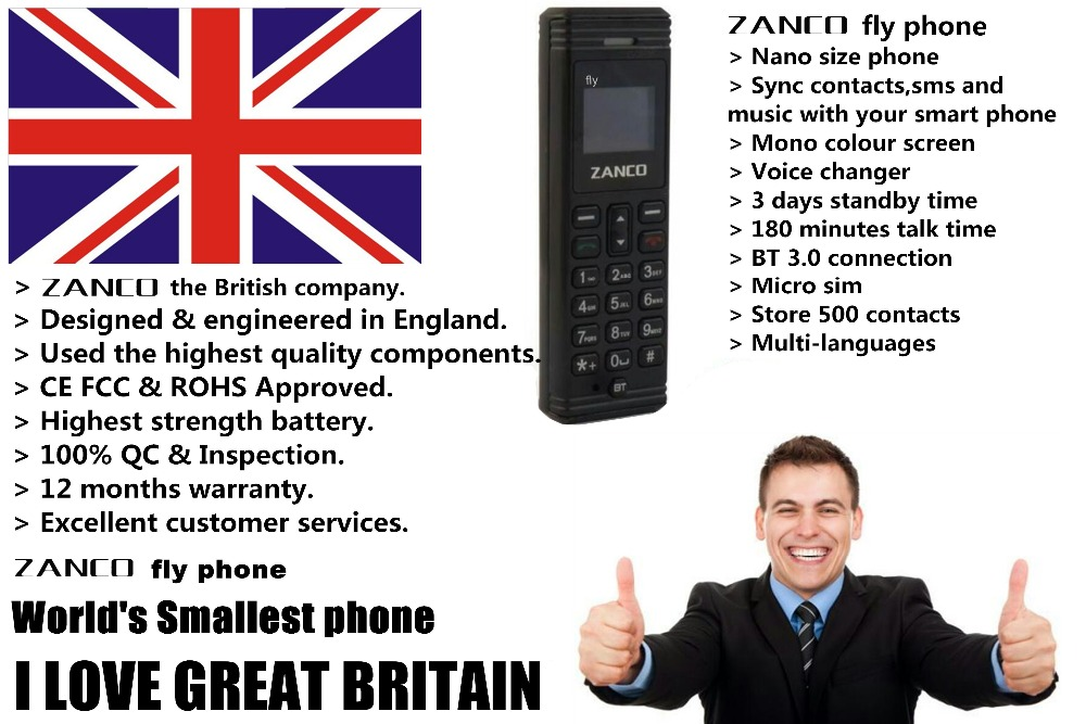 world top selling world smallest bar phone ZANCO fly latest cell phone made in china with CE&FCC certi