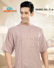 Best Quality men Thobe New Fashion Arabic kurta jubah designs Saudi Style Muslim wear