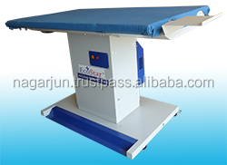 Vacuum ironing Table for Industries