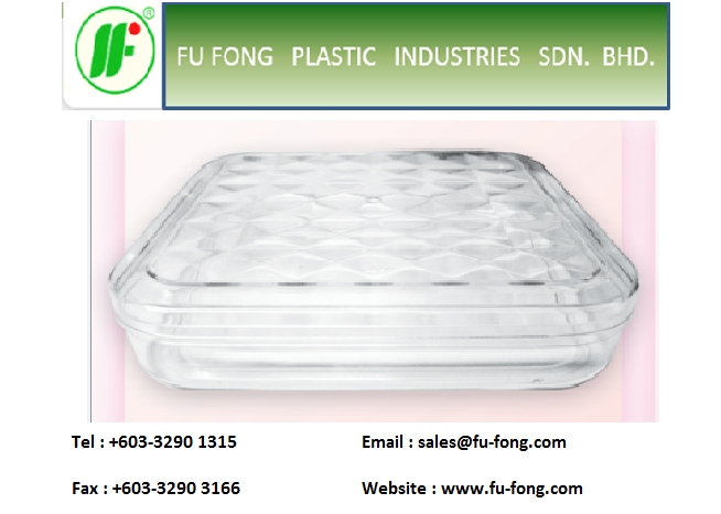PS Plastic Food Container