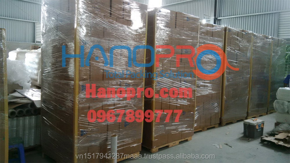 Vietnamese Hot Sell Exporting Pallet wrap LLDPE stretch film