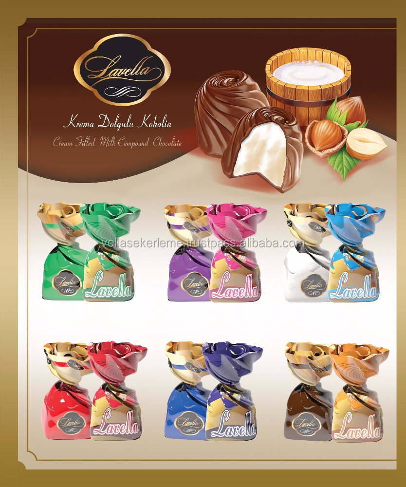 Lavella Single Twist Chocolate