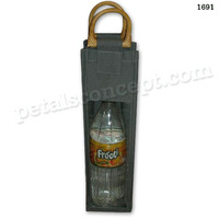 Nylon beer bottle carrier