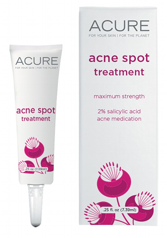 ACURE Acne Spot Treatment 2% Salicylic Acid 7.39ml