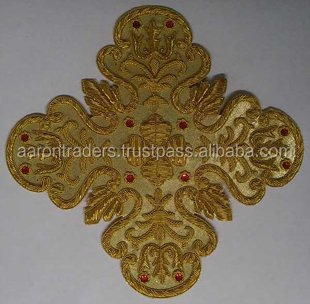 Hot Selling Festival Souvenir Embossed Cross Logo Type And Religious Styles