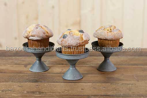 Cupcake Stand, Metal Cupcake Stand, Decorative Cupcake Holder