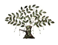 Decorative Iron Tree Of Life Hand Crafted tree metal wall art decor