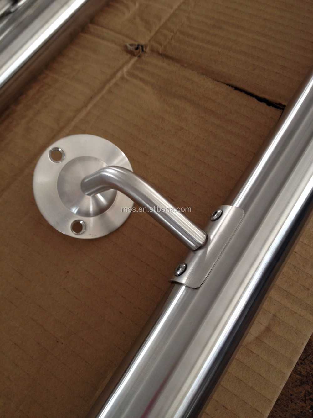 Exterior Stair Stainless Steel Handrail