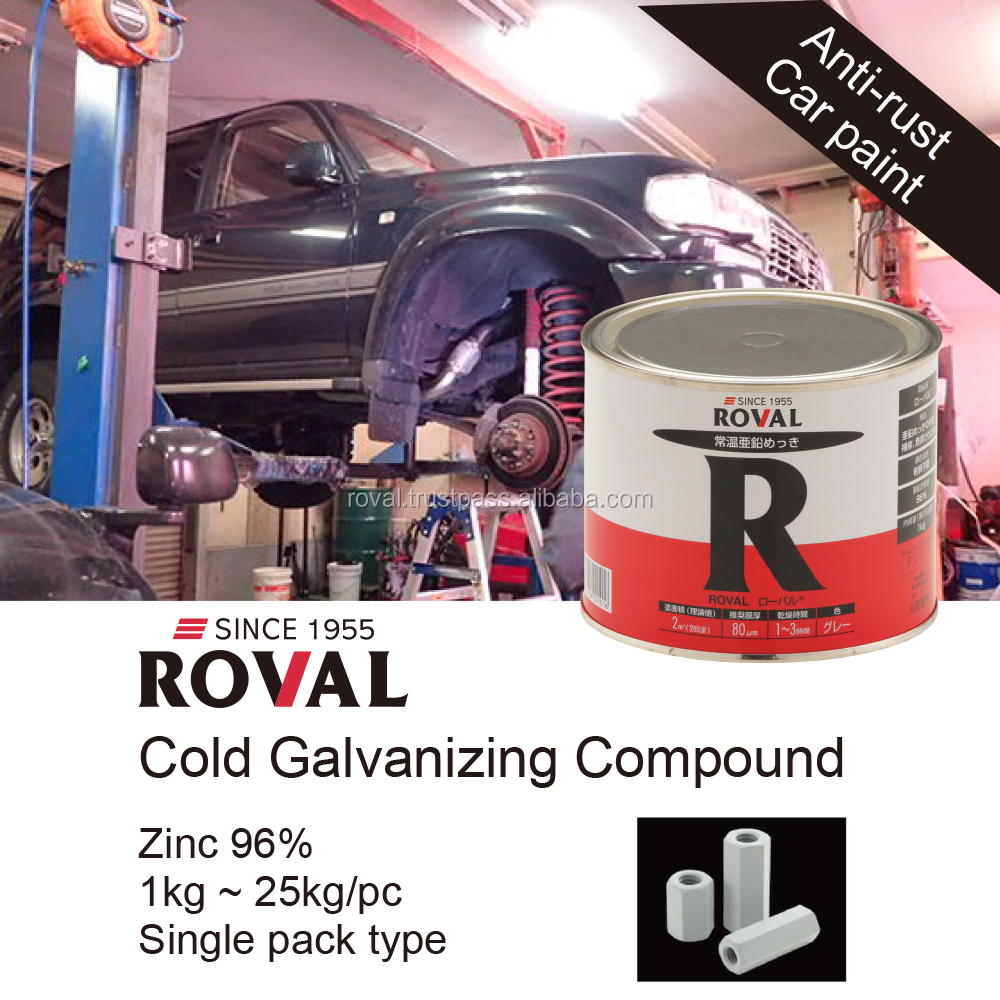 Powerful anti rust coating car liquid for touch up painting , Silver color also available