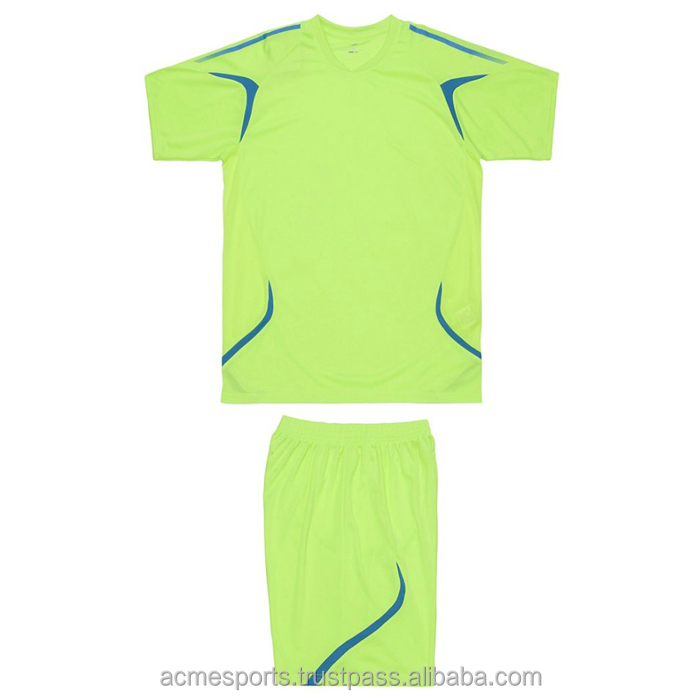 soccer uniforms - Customized Cheap Soccer Jersey Set, Full Soccer Uniforms, Kids Football Kits