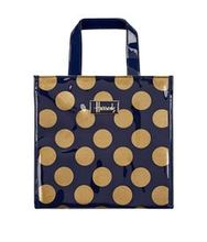 Harrods Spot Small Shopper Bag
