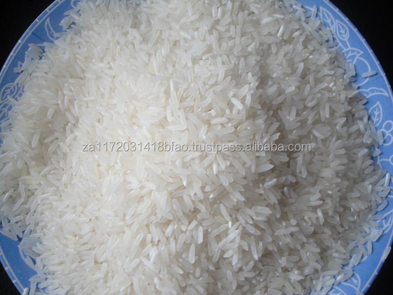 LONG GRAIN WHITE RICE 5% - 100% BROKEN FOR SALE