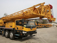 70 ton XCMG QY70K-II truck crane for sale in shanghai china