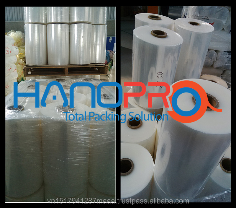 Export to Korea Pallet wrap LLDPE stretch film