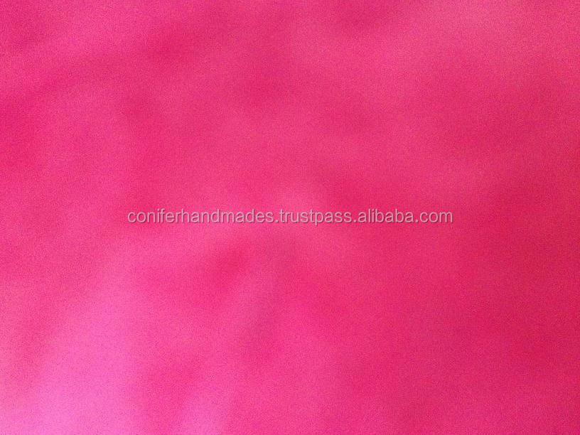 pink bagasse handmade paper made from sugar cane waste in size 56 *76 cm